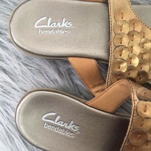 Clarks Shoes - Clark's | Woman's Sandals | EUC